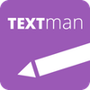 TEXTman is the best article editor & SEO optimiser extension for Joomla Logo
